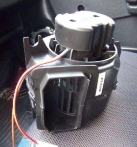 Печной мотор на ваз 09
