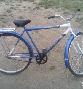 Продам, обменяю велосипед Izh-bike planeta