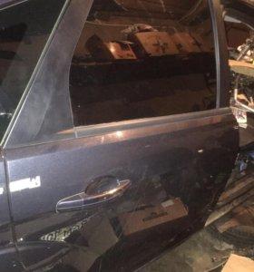 Задняя правая дверь форд фокус 2