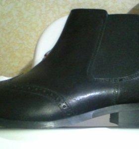 Обувь- осеннь