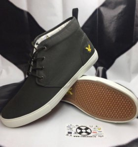 Кеды чукка Lyle & Scott Lunan