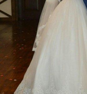 Свадебное платье по индивидуальному заказу