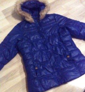 Демисезонная куртка 134-140