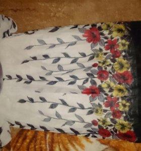 Платье-туника.