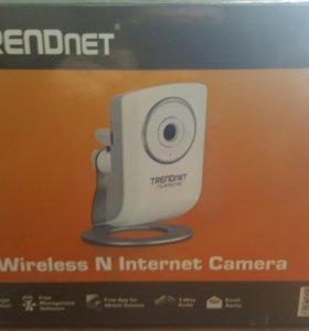 Wi Fi камера TRENDnet TV-IP551W