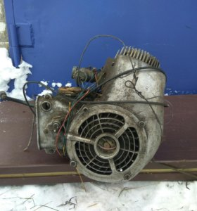 Двигатель для Иж-муравья Т-200М