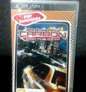 Need for speed carbon own the city на PSP