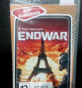 Tom Clancy's Endwar на PSP