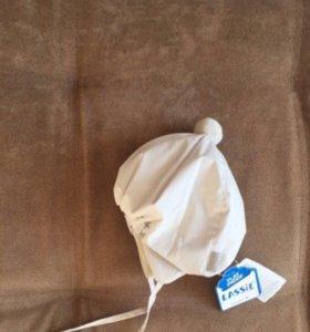 Новая шапка Reima, пинетки Reima