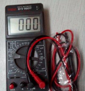 Мультиметр ДТ 9207