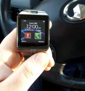 Часы с функцией телефона Smart Watch DZ09