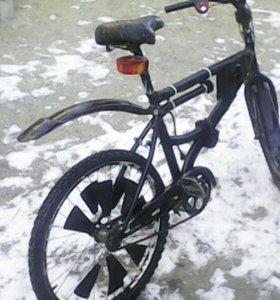 Прокаченный велосипед