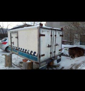 Будка, изотермический фургон