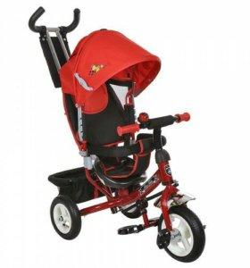 Mini trike, 950d, красный, доставка
