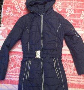 Осенняя куртка 🙂