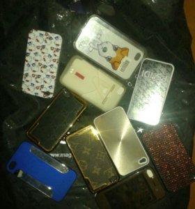 Чехлы для 4 айфона