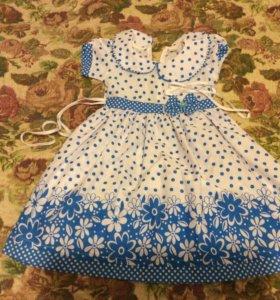 Платье летние