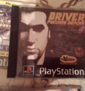 Диски от игровой приставки PlayStation 1