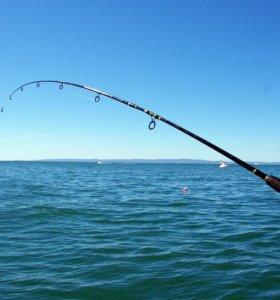 Сети рыболовные и 2 спасательных жилета