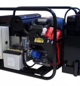 Ремонт генераторов с автоматикой