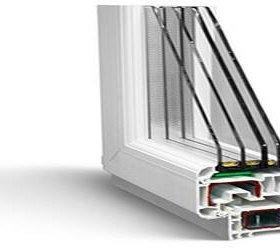 Окна трёхкамерные
