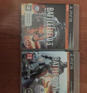 Две игры на PS3
