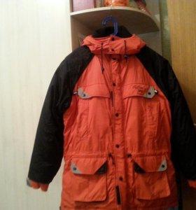 Новая мембранная куртка Alaskan Japan polar+
