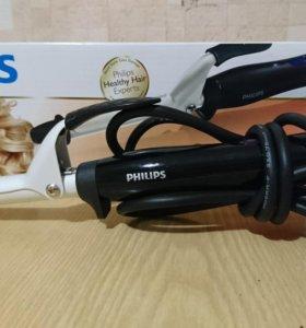 Щипцы для завивки волос (плойка) PHILIPS HP8602