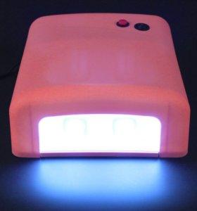Уф лампы для полимеризации гель лаков, гелей