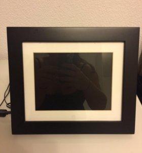 Продам цифровую рамку для фотографий