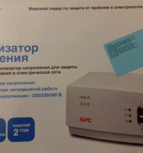Стабилизатор напряжения ARC AVR line-r LE600-RS