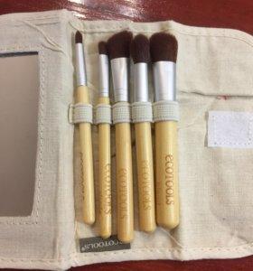 Новые кисти для макияжа ecotools