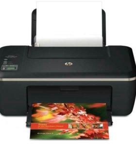 Продам принтер Hp deskjet ink advantage 2515