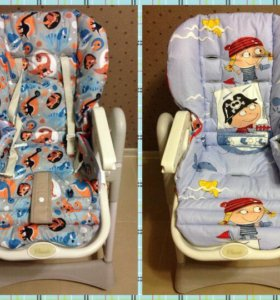 Чехлы на стульчик Happy Baby