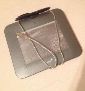 USB планшет для рисования