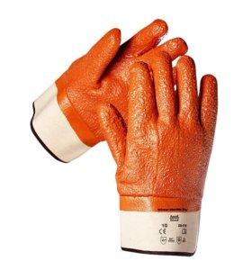 Новые перчатки ansell винтер манки грип 23-173