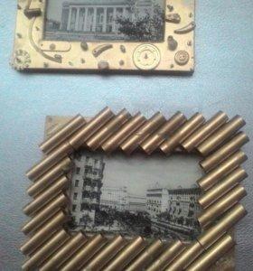 Эксклюзивные рамочки для фото.