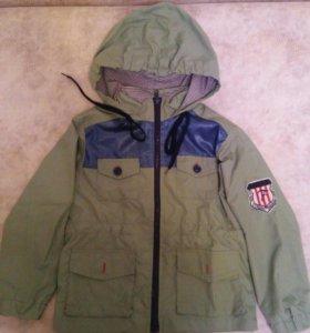 Детская куртка- ветровка