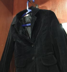 Вельветовый пиджак(жакет)