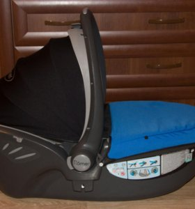 Автолюлька Britax Romer Baby Safe Sleeper