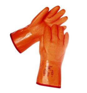 Новые перчатки ansell полар грип