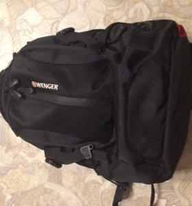 "Рюкзак, Wenger ""Large volume daypack"""