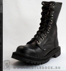 Новые ботинки Ranger , натуральная кожа. Торг.