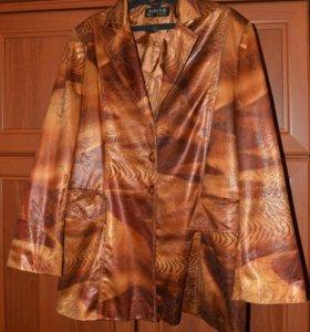 Пиджак на подкладке