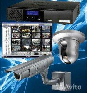 Видеокамера видеонаблюдения