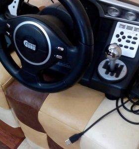 Руль GameGuru Supercharger 2