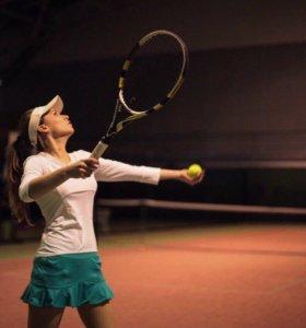 Тренер спарринг по теннису