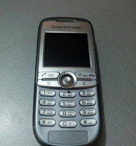Sony Ericsson J210i на запчасти