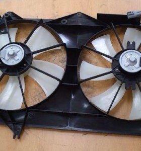 Диффузор радиатора камри