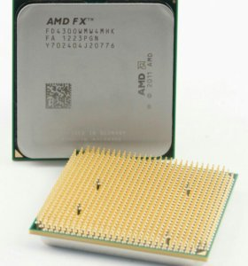 Процессор AMD fx4300